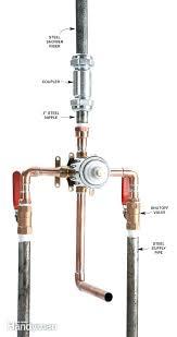 repairing delta shower faucets replacing
