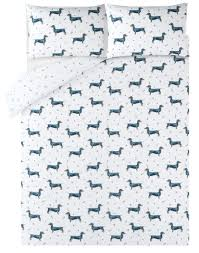 asda is ing bedding covered in adorable sausage dogs