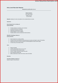 Example Of Entry Level Resume Stunning Resume Samples For Entry Level Jobs Graphic Design Sample Well