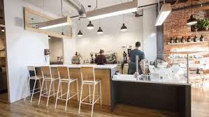 Planning a trip to los angeles? Interior Design By Camp Design Seen At Recreational Coffee Long Beach Wescover