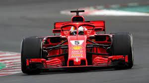 F1 2018 Pre Season Report Ferrari