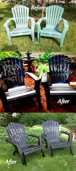 Patio Chair Makeover | Chair makeover, Patios and Backyard