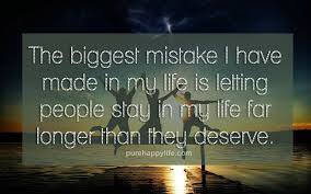 6 biggest regret in life # 5: I Have Made Mistakes Quotes Quotesgram