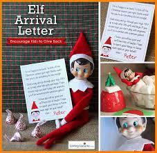 elf on the shelf arrival letter template christmas elf on shelf printable wel e letter living locurto