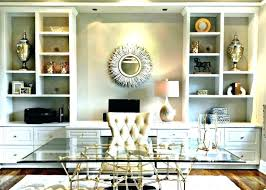 white office decors. Contemporary Office Decor Decorating Ideas Charming White Decors A