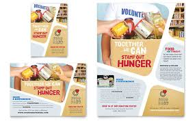 Food Drive Flyers Templates Food Bank Flyer Templates Graphic Designs