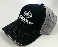 yamaha hat. star yamaha motorcycles hat baseball cap str-14hbk-wh-ns c