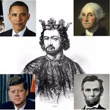 Presidents Genealogy Chart The Us Presidents Who Descend From King John Of England