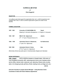 Secretarial Resume Template Secretary Resume Examples 24 Legal Resumes Nardellidesign Secretary 4