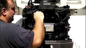How To Change Your Outboard Motor Ignition Sparkplug Wires