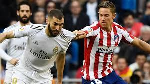 Laporan Pertandingan La Liga Spanyol: Real Madrid vs Atletico Madrid   Goal.com