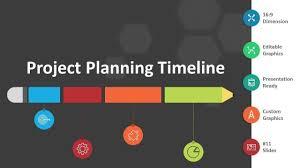 Project Planning Timeline Project Planning Timeline