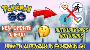 How to Autowalk in Pokemon go New update. Defit app not work solution.  Autowalk apps not