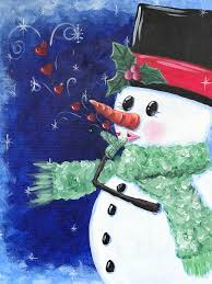 The Barn of Easton Steakhouse & Sports Bar 12/27/2   Paint Nite Event