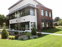 Office landscaping Landscape Design Commercial Landscaping Pleasantville6 Miamidade County Commercial Landscaping Ideas Rock Gardens Flower Beds Lawn