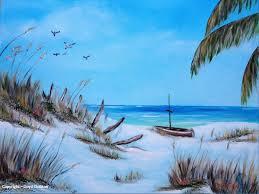 art 19414 broken fence on beach 16x20 copyright