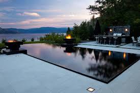 Impressive Negative Edge Pools Image Of The Best Pool And Design Inspiration