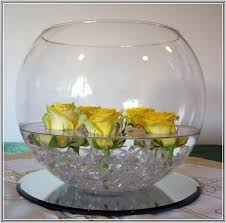 What To Put In A Glass Bowl For Decoration Large Glass Bowl Decoration Ideas Entrancing Decorative Glass 2