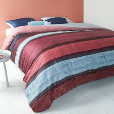 sku olly1028 dark red rustic lines cotton sateen quilt cover set is also sometimes listed under the following manufacturer numbers 9886766 9886773