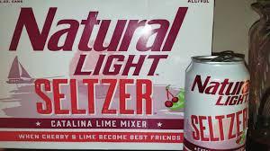 Catalina Lime Mixer Natural Light Natural Light Seltzer Review