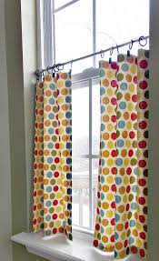 no sew curtains for classroom