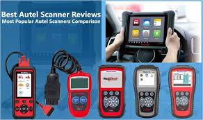 Best Autel Scanner Reviews 2019 Most Popular 12 Tools