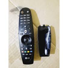 Remote Điều khiển tivi LG 2015 giọng nói MR600 dùng cho các dòng tivi LG  2015- Hàng chính hãng LG - Thiết bị điều khiển từ xa