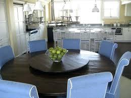 lazy susan for kitchen table best round farmhouse table ideas on round kitchen stylish round dining