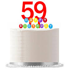 Image result for 59th birthday
