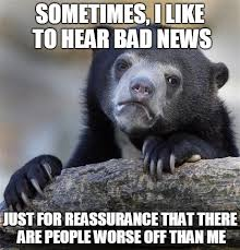 Confession Bear Meme - Imgflip via Relatably.com