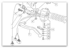 left lever switch w oem wire not wire page yamaha click image for larger version 4 wire yamaha switch jpg views 7576
