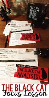 best images about american literature literature the black cat by edgar allan poe focus lesson grades 7 12
