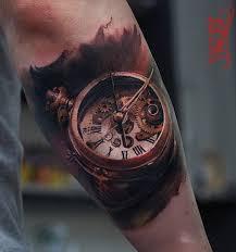 100 Awesome Hodinky Tetování Vzory Punditschoolnet