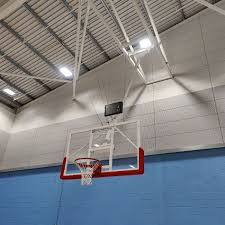 basketball goals matchplay roof