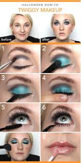 how to twiggy makeup