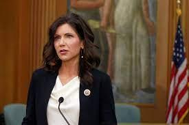 South Dakota's Kristi Noem faces abuse ...
