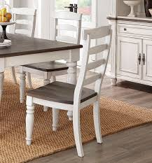 image of white french country dining chairs french country table d6