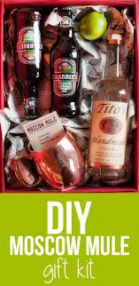 moscow mule gift kit liquor gift baskets alcohol gift baskets gift baskets for men