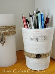 shabby chic office supplies. creative office accessories in a shabby chic style rustic crafts photo details these gallerie we supplies c