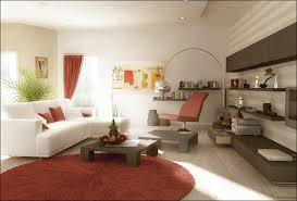Red Living Room Furniture Sets Impressive Red And White Living Room Decor With Round Red Rugs