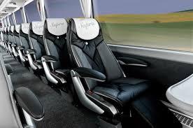 bus in spain