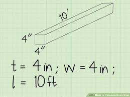 How To Calculate Board Feet 7 Steps With Pictures Wikihow