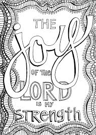 Bible Verse Coloring Pages Adult Words Verses For Adults 5 Noscaorg