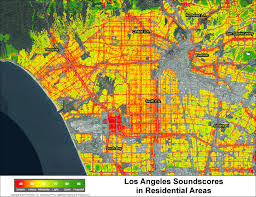 mapping the loudness in every home and 'hood in los angeles