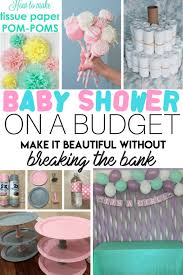 Baby Showers On A Budget How To Throw A Beautifully Budgeted Baby Shower Swaddles N Bottles