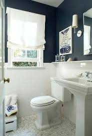 navy and white bathroom navy bathroom decorating ideas white subway tile navy blue painted walls marble navy and white bathroom