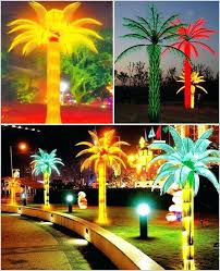 outdoor lighted palm tree outdoor lighted palm tree a how to outdoor led tree lights led outdoor lighted palm tree