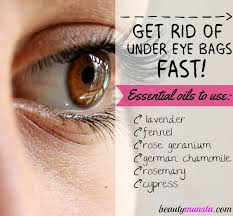 find out how to use these 6 essential oils for under eye bags recipes included