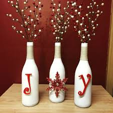 How To Decorate A Wine Bottle For Christmas 100 best Wine bottle crafts images on Pinterest 5