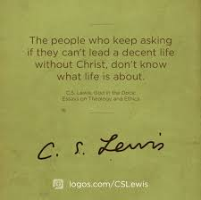 Cs Lewis Quotes Christian Best Of 24 Inspirational CS Lewis Quotes Faithlife Blog